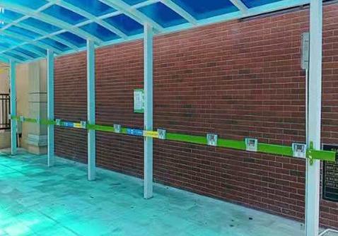 友电物联-兰州充电站安装