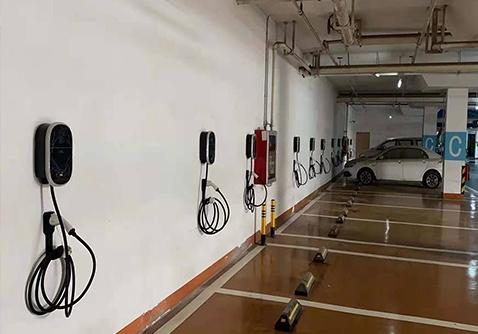 友电物联-兰州充电桩安装