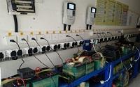 甘肃智能电动车充电站安装解决业主充电难问题
